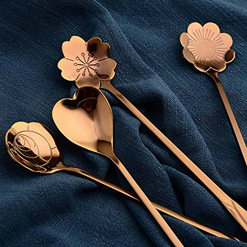 rose ice cream scoop - 2