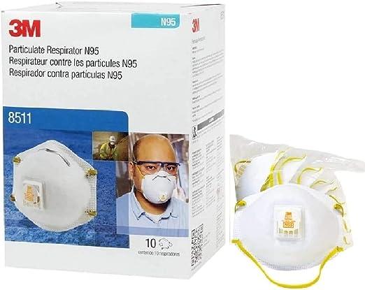 N95 Respirator by 3M