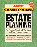 AARP Crash Course in Estate Planning, Michael T. Palermo, 140275860X
