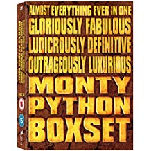 Monty Python: Almost Everything Collection - 14-DVD Box Set ( Monty Python's Flying Circus / Monty Python and the Holy Grail / Life of Brian / Th