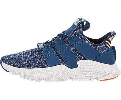 sports shoes 0bcc9 fad41 Amazon.com   adidas Originals Prophere Shoe Men s Casual 9M Blue Night-Hi  Res Orange   Shoes