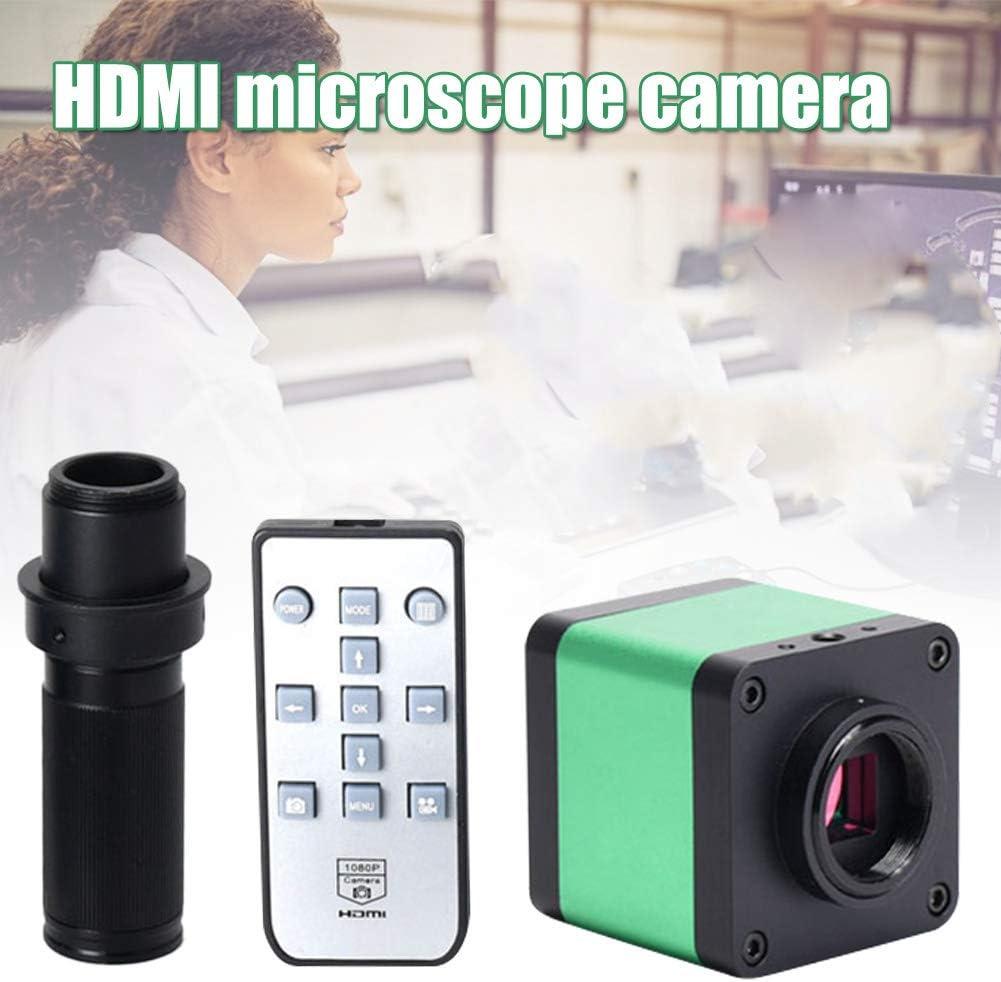 Wrth 48MP Microscope Camera HDMI Industrial Microscope Digital Video Camera for Industry C-Port Mount
