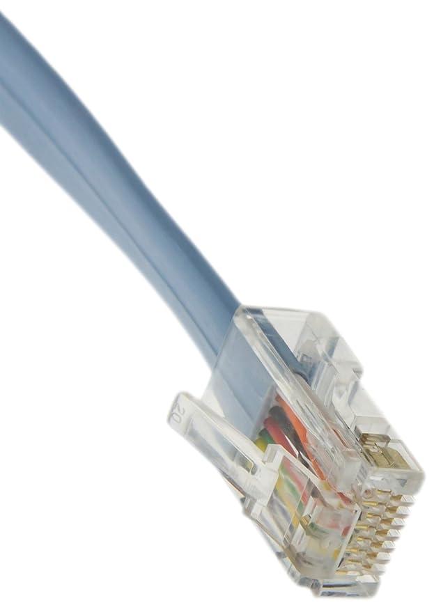 Adaptador de Universe® Router Consola Cable 1,8 m DB9 hembra a conector RJ-45 macho como Cisco PN 72 - 3383 - 01: Amazon.es: Electrónica