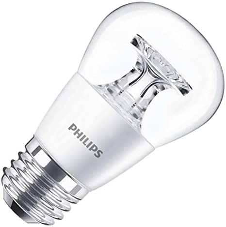 Philips Dimmable 5 5 Watt 2700k To 2200k A15 Led Bulb Amazon Com