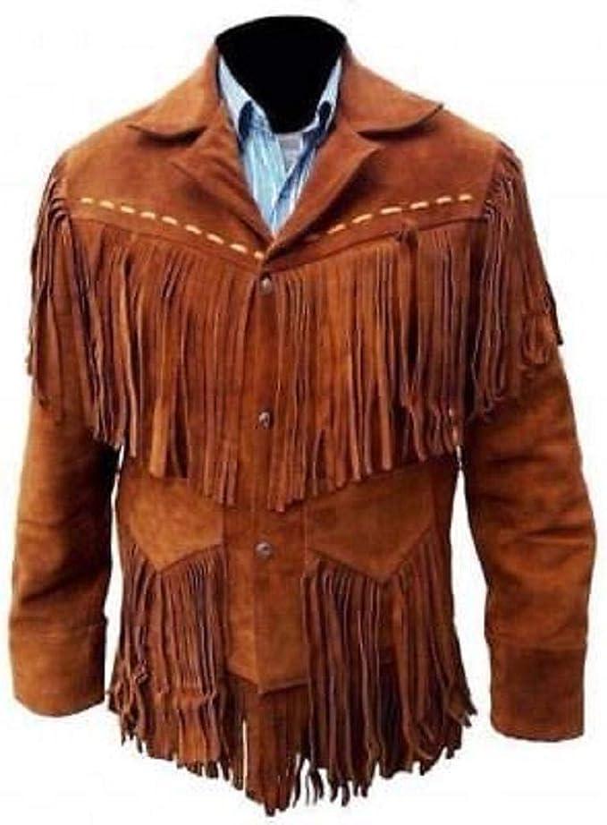 indianer jacke herren