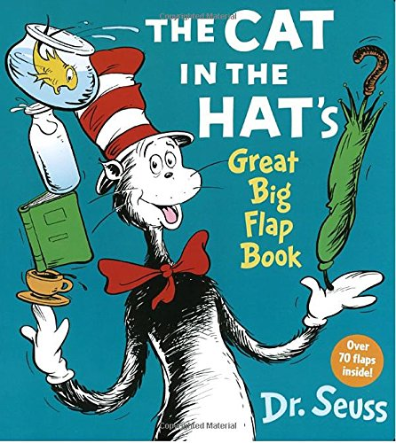 [The Cat in the Hat's Great Big Flap Book] (Cat In The Hat Dr Seuss)
