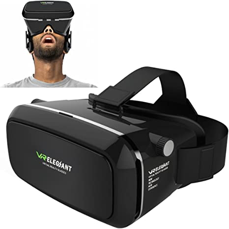 3D VR Glasses, Virtual Reality Headset