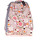 Zebella Pretty Diaper Backpack Baby Nappy Mummy Bag Travel Tote Large Capacity