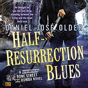 Half-Resurrection Blues Audiobook