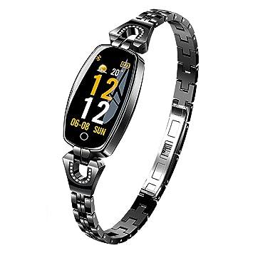 QTEC Reloj Inteligente Monitor de frecuencia cardíaca ...