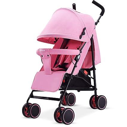 GZF Cochecito de Bebé de Confort Carro de paseo, cochecito recién ...