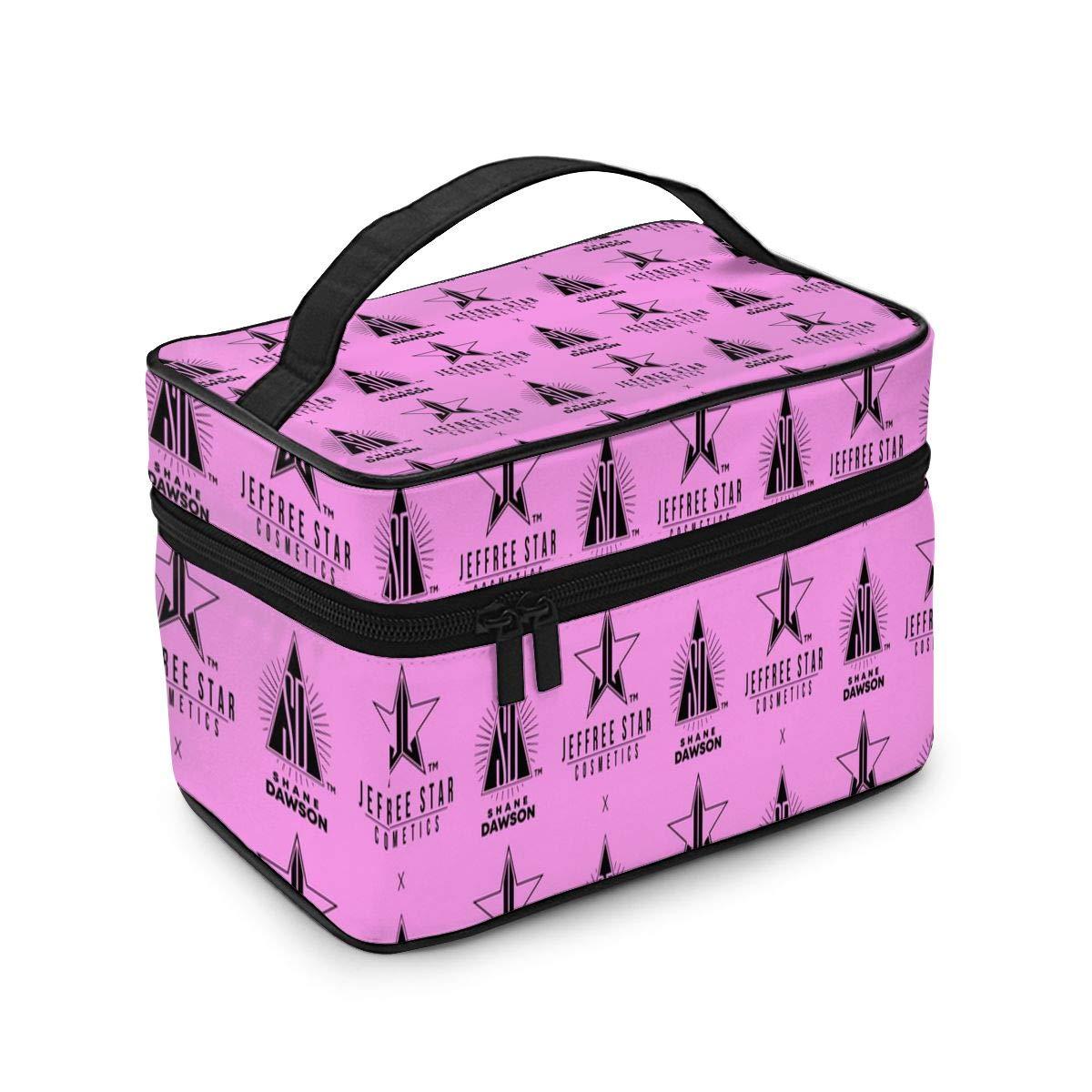 Sh-ane Daw-soN Jef-fr-ee S-taR Makeup Bag Portable Travel Cosmetic Bag For Women Girls Makeup Bag Organizer Makeup Boxes