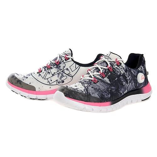10e271148796 Reebok Zpump Fusion Splash Running Shoe  Amazon.co.uk  Shoes   Bags