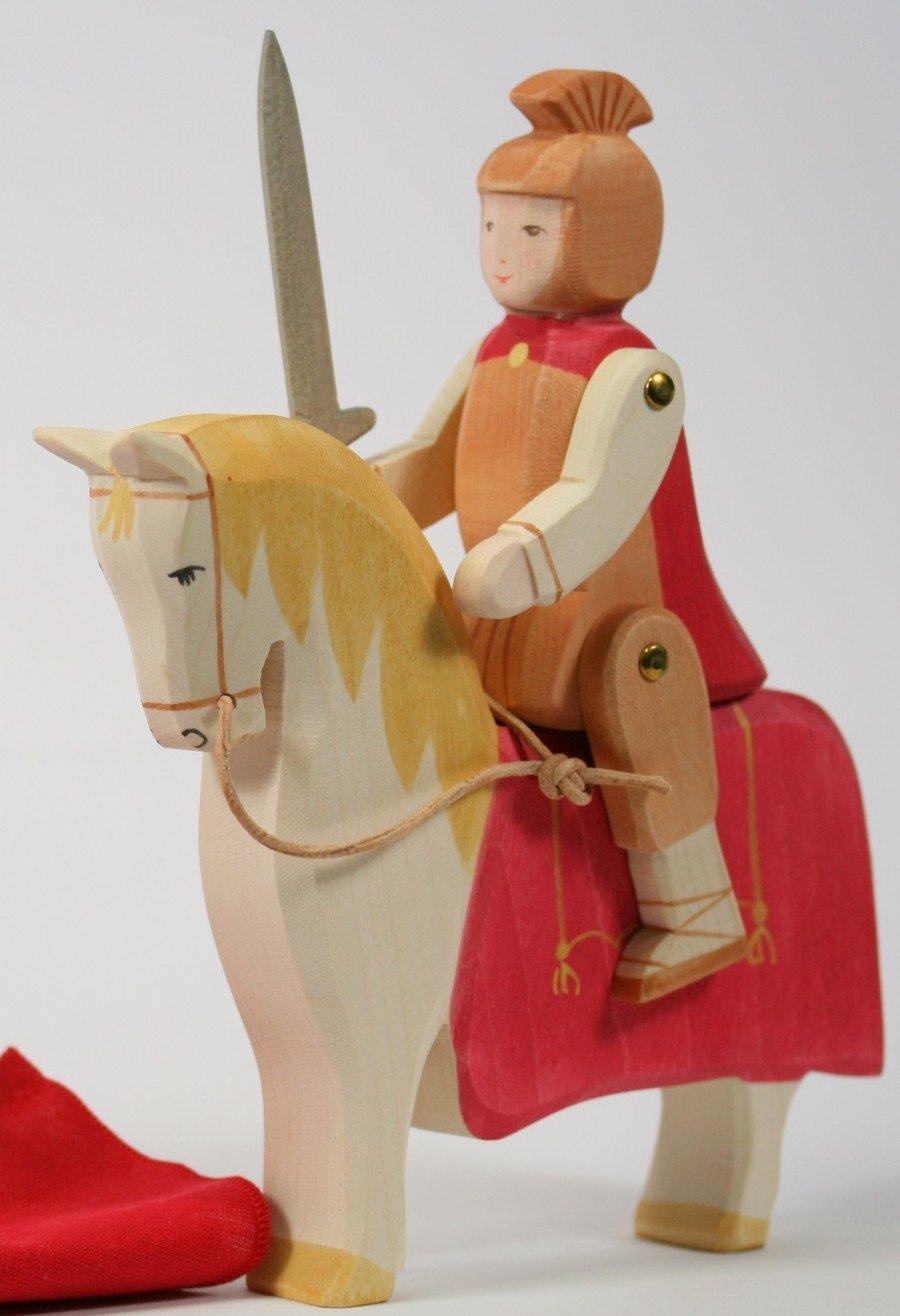 Pferd und Bettler und Holzkiste Martin mit Sankt Martin Ostheimer 37910 Set St