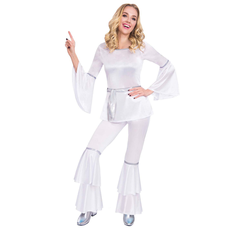 Disfraz de Diva Bailarina para Mujer, con pantalón y Corbata en la ...