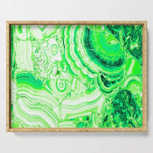 Society6 Serving Tray with handles, 18