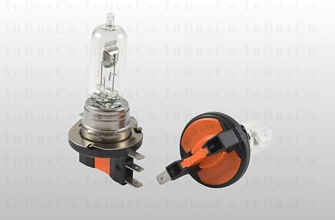 2 Stück H15 12v 15w 55w Halogenlampe Lampe Birne Original Limastar Für Fernlicht Und Tagesfahrlicht Auto