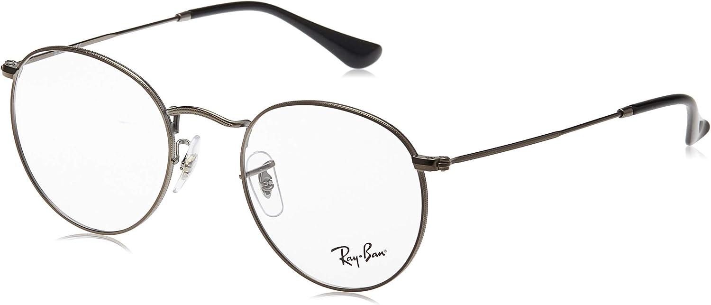 Ray-Ban Optical Round Metal RX3447V C50