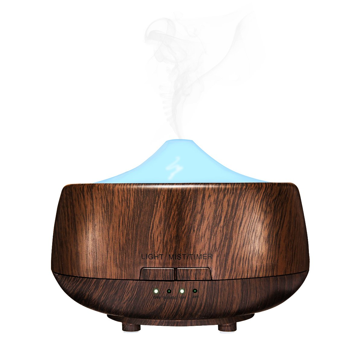 MIGICSHOW Ultrasonic Cool Mist Humidifier Review