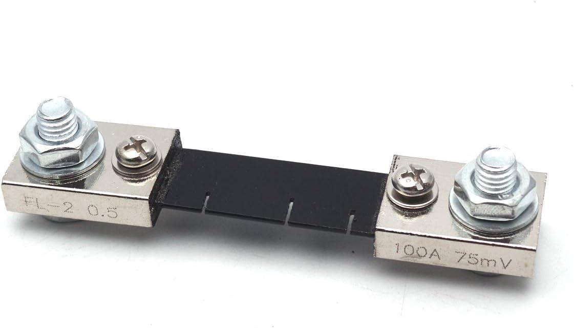 1Pcs DC 5A 75mV Current Shunt Resistor for Digital Ampere Analog Meter