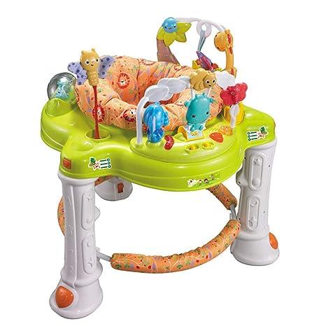 WXCymhy Baby Music Silla giratoria for niños pequeños con música ...