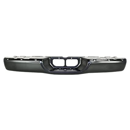 LOCAL PICKUP 2005-2015 FITS TOYOTA TACOMA REAR BUMPER FACE BAR BLACK TO1102241