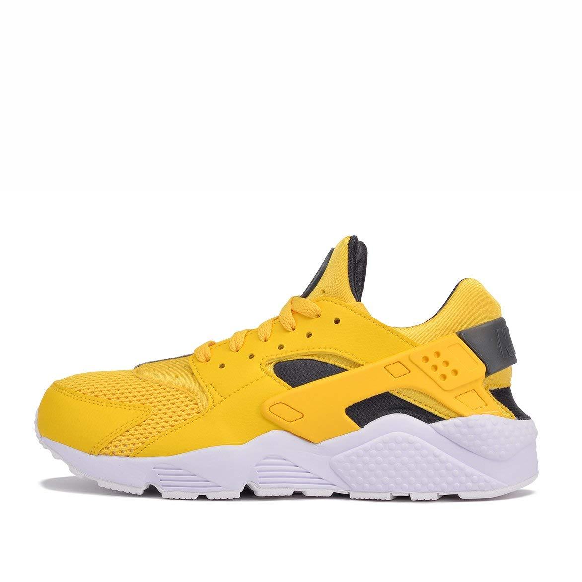abc4e3e3f4bf5 Galleon - Nike Air Huarache Men's Running Shoes Tour Yellow/Anthracite-White  318429-700 (13 D(M) US)