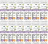 Vet's Best Ear Relief Wash & Dry 24pk (12 x 2pk)