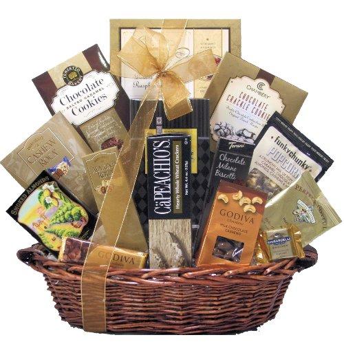 GreatArrivals Gift Baskets Gourmet Kosher, Medium