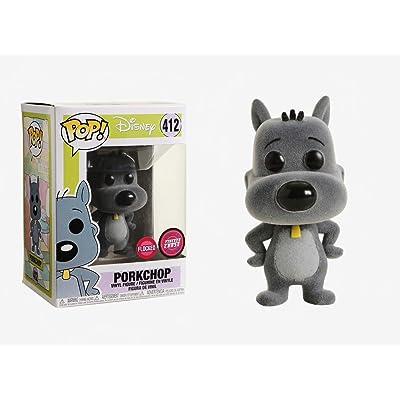 "Funko POP! Disney Doug Porkchop 3.75"" CHASE VARIANT Vinyl Figure: Toys & Games"