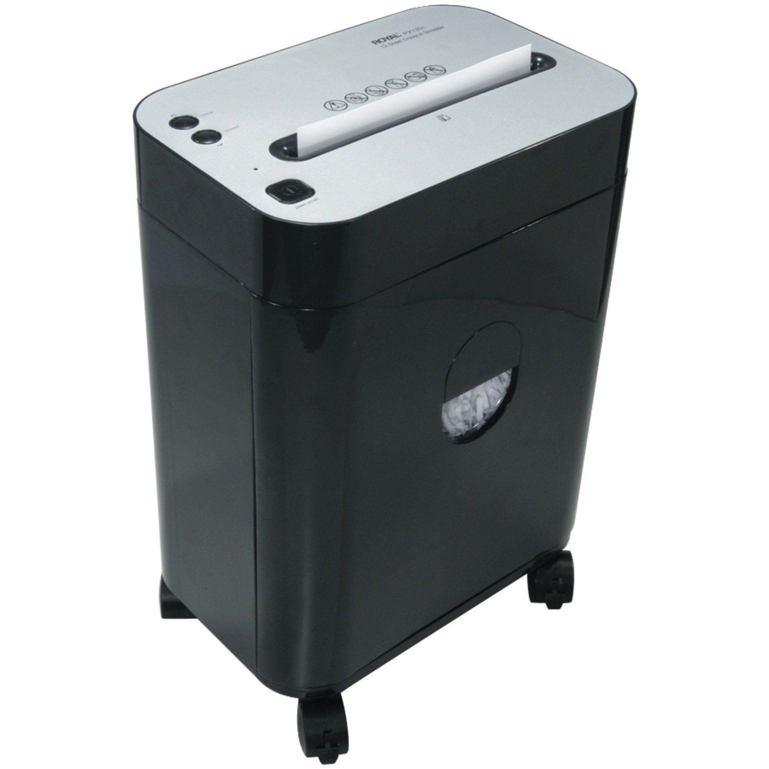 Royal PX1201 12-Sheet Cross-Cut Paper Shredder