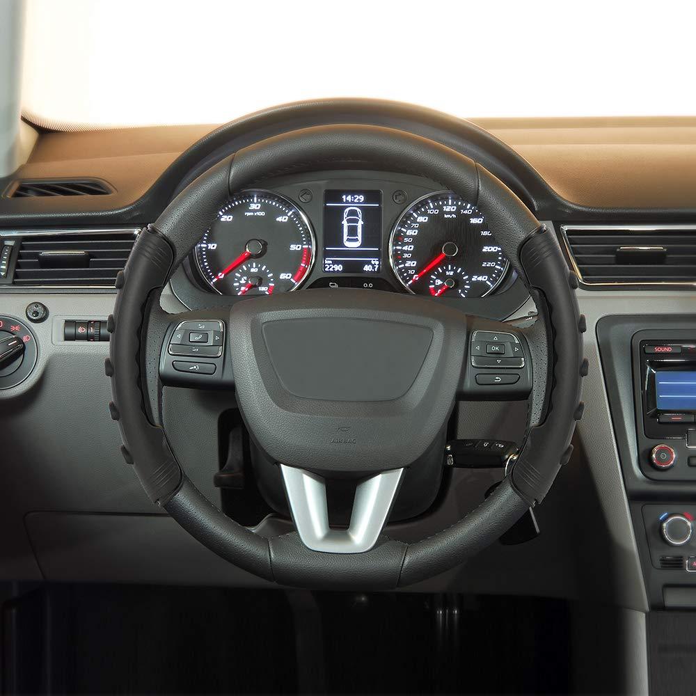 GR24 organisateur de si/ège auto avec tirelire et 2 chargement USB Ports Jevogh Poche lat/érale de si/ège de voiture bouche-trou universel r/éversible pour le si/ège du conducteur et du passager.