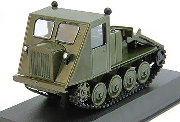 Amazon.com: TDT-40 (Т -40) 1954 año – Legendario tractor ...