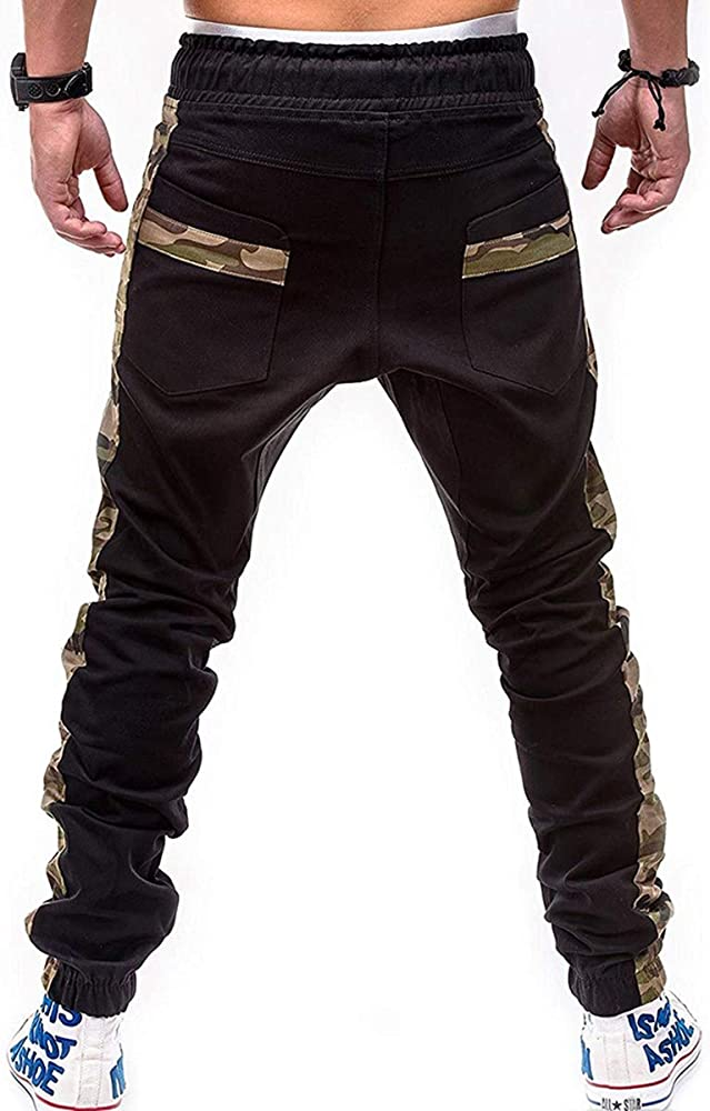 Pantalones de moda para hombre Pantalones de chándal para hombre ...