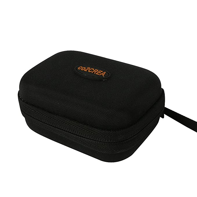 2dabadc9d992 co2CREA Carrying Travel Storage Organizer Case Bag for Snark SN-5x SN6/  KLIQ UberTuner Guitar Bass Violin Ukulele Tuner/String Winder ...