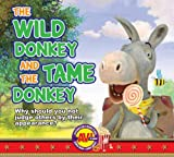 The Wild Donkey and the Tame Donkey, , 1621279243