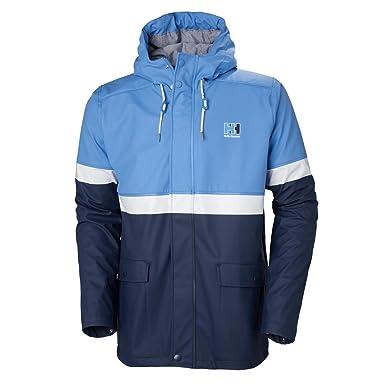 Helly Hansen HH Rain Jacket - Chaqueta Impermeable, Unisex ...