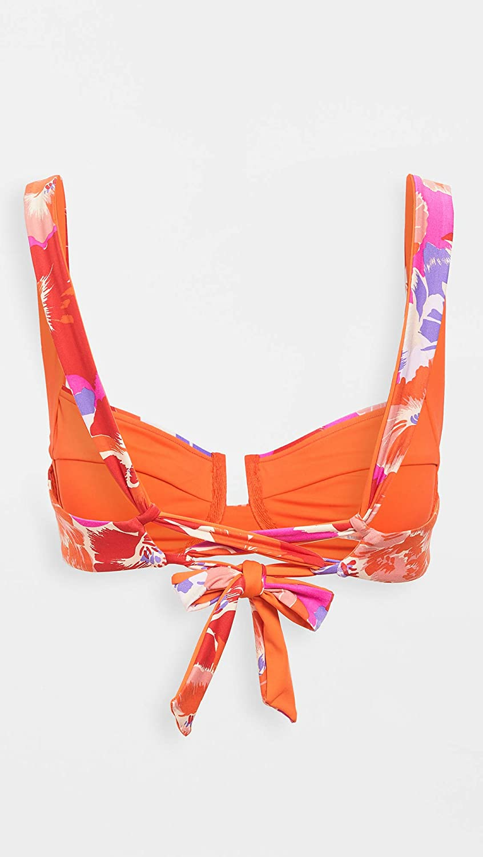 LSpace Womens Camellia Bikini Top