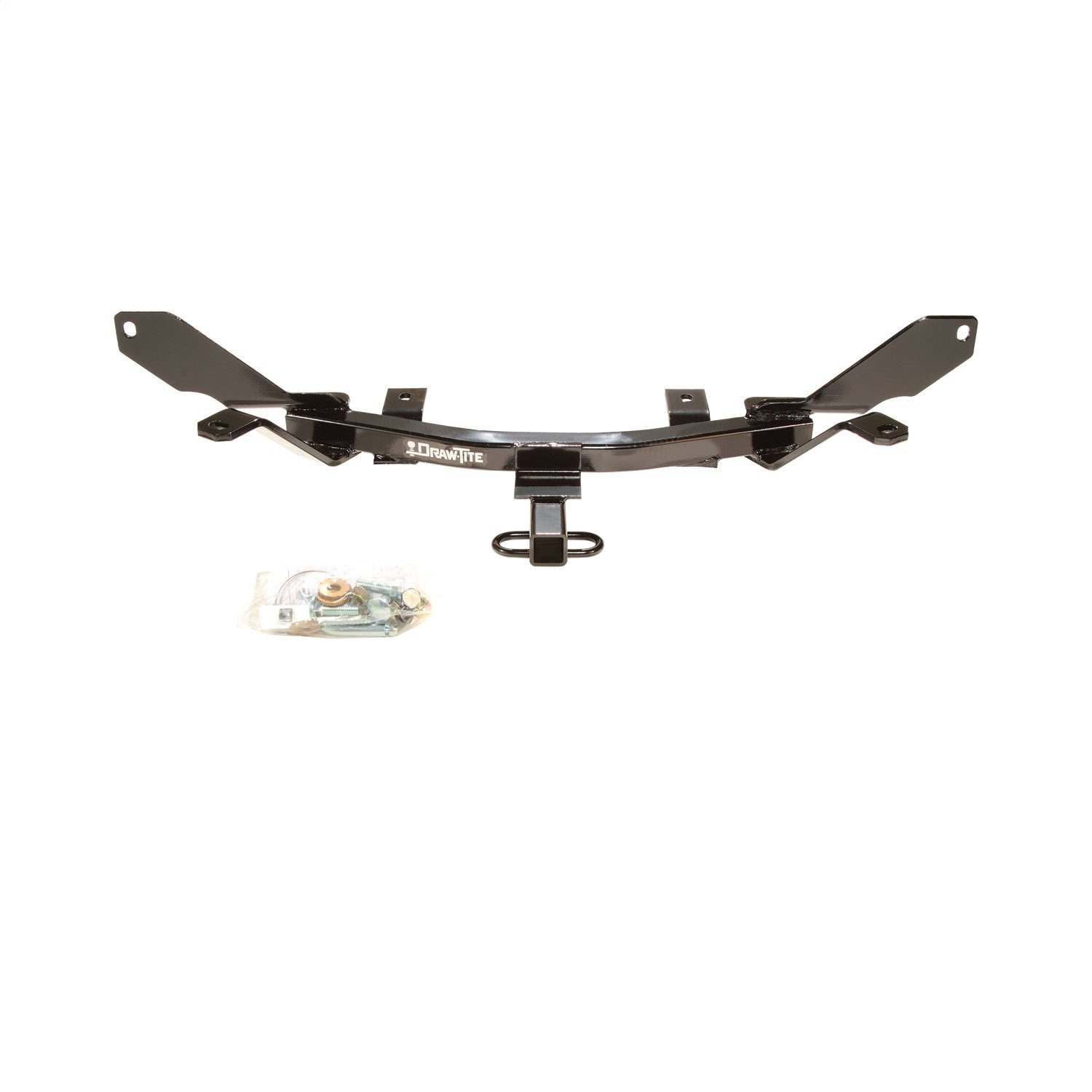 Draw-Tite 24775 Class I Sportframe Hitch with 1-1//4 Square Receiver Tube Opening