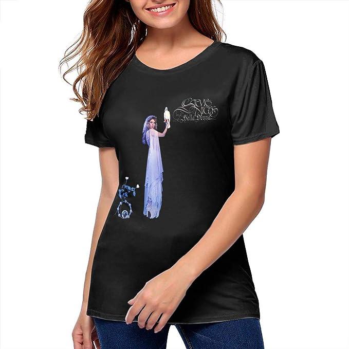 Men's Clothing Tops & Tees 2019 Latest Design Men T Shirt Stevie Nicks Top Hat White Funny T-shirt Novelty Tshirt Women