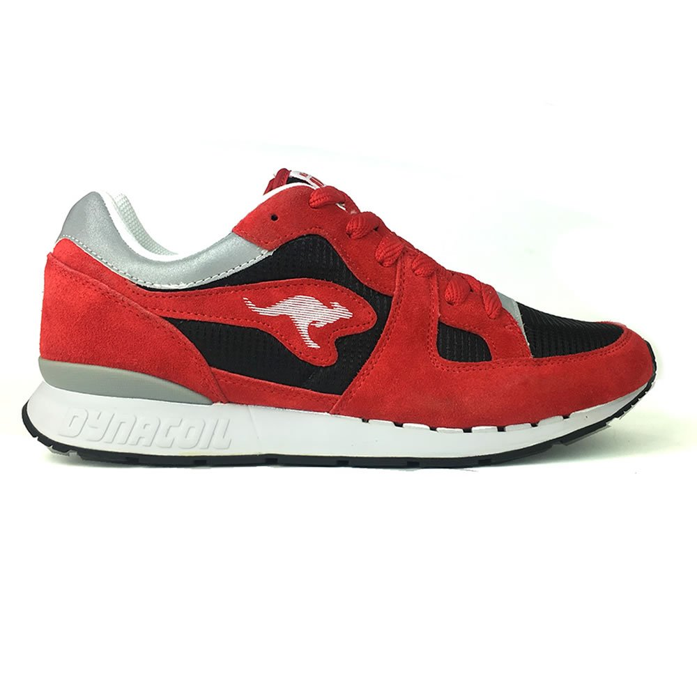 Kangaroo , Herren Turnschuhe rot rot rot rot 884092