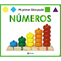 Mi primer libro-puzle. Números (Castellano - A Partir De 0 Años - Manipulativos (Libros Para Tocar Y Jugar), Pop-Ups…