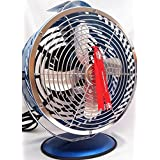 WBM HBM-7015A16 Himalayan Breeze Decor Fan - Blue