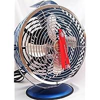 WBM HBM-7015A16 Himalayan Breeze Decor Fan - Blue