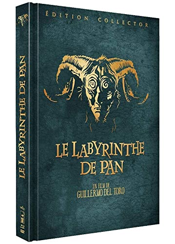 Le Labyrinthe de Pan - Edition limitée Collector - Coffret Blu-Ray [�dition Collector]