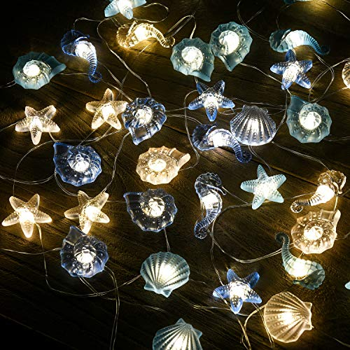 Nautical Outdoor String Lights in US - 7