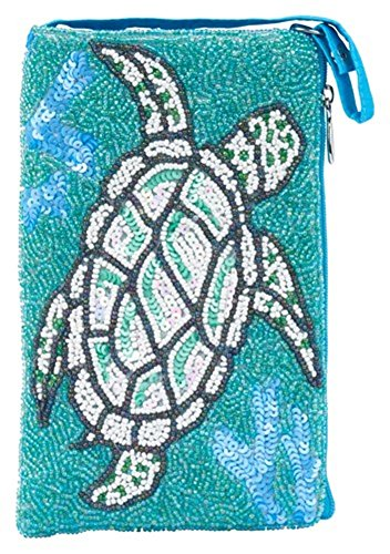 (Bamboo Trading Company Cell Phone or Club Bag, Turtle)