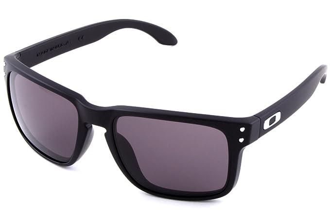 Gafas De Sol Oakley Holbrook Matte Negro Warm Gris Default ...