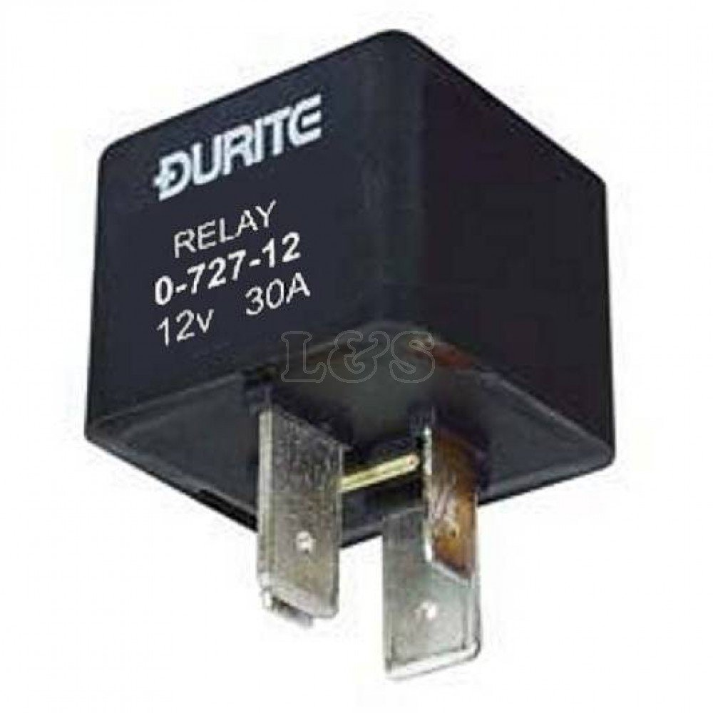 Durite 12v Relay 4 Pin Ls Engineers Diy Tools Lucas 5