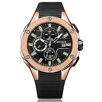 Reloj Deportivo Digital Para Hombre Reloj Militar De Cuarzo Cronómetro A Prueba De Agua Venta Al